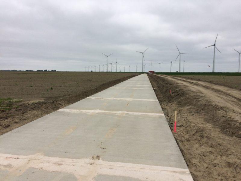 Wind Farm Oostpolder