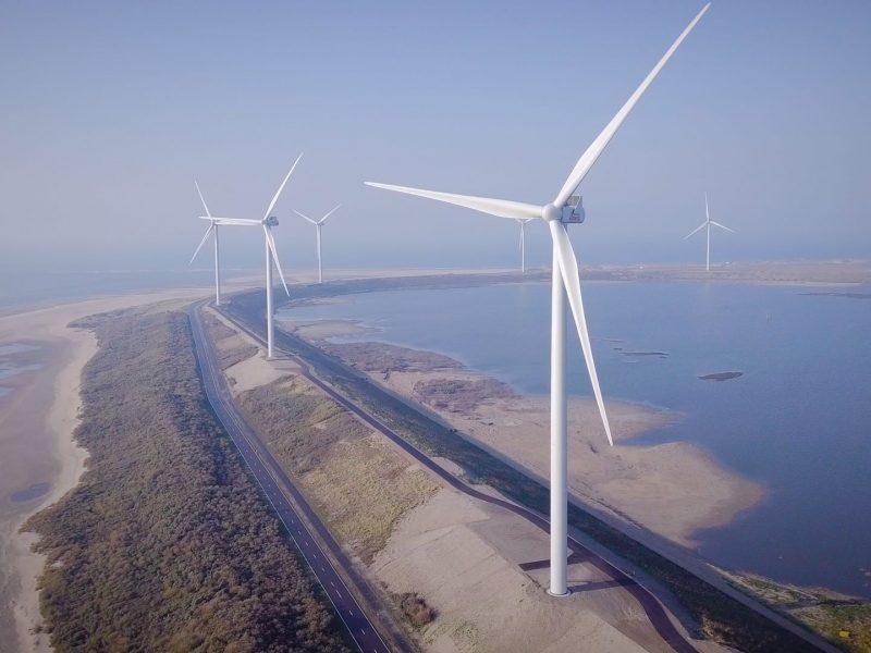 Wind Farm Slufterdam