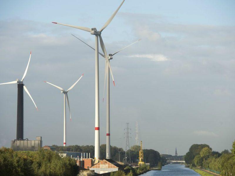 Windpark Umicore