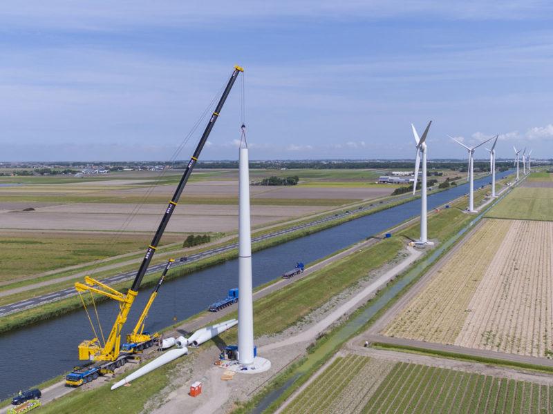 Wind Farm Westeinde